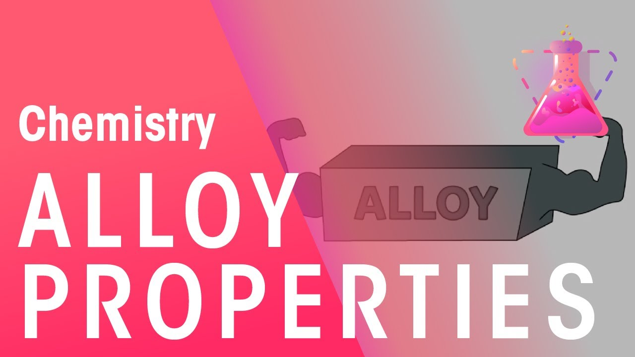 Alloy And Their Properties Chemistry For All The Fuse