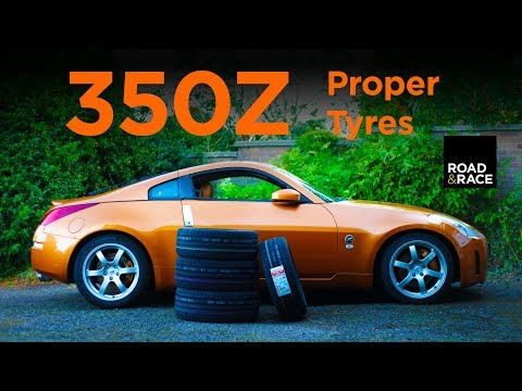 My 350Z's Handling Is No Longer Crazy (Kumho PS91 tyre review) | Road & Race S05E06