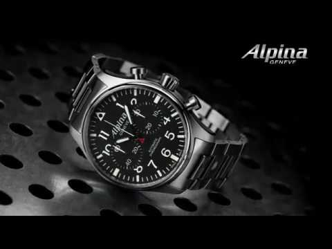 Alpina Watches Promotional Video YouTube - Alpina watches