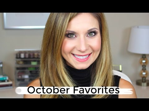 October Favorites | Lisa J Makeup
