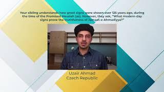 Uzair Ahmad | Face2Face Series 3 | Semi Final 2