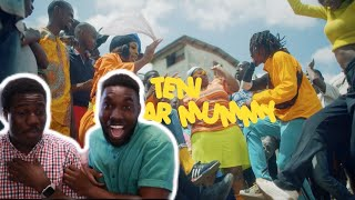 Teni - Sugar Mummy (Official Viral Video) Reaction/Review