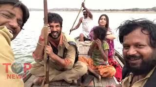 SON CHIRAIYA    STAR CAST DOING MASTI    SUSHANT SINGH RAJPOOT    BHUMI PADNEKAR
