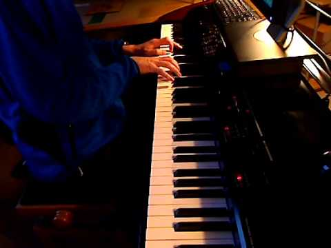 Star Trek: Voyager - Main Theme (Piano Cover; comp. by Jerry Goldsmith)