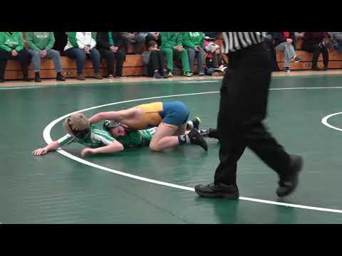 Canon McMillan Wrestling Vs South Fayette (Junior High)