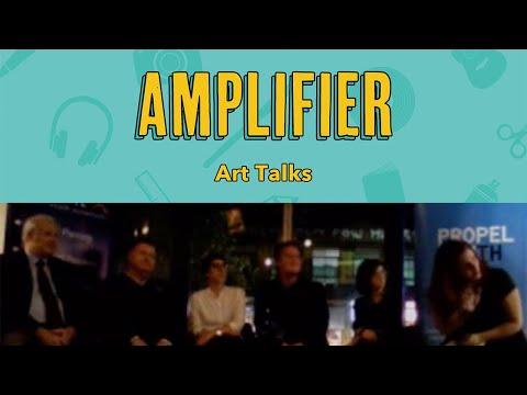 Amplifier Art Talk #1: Big Arts as Small Business