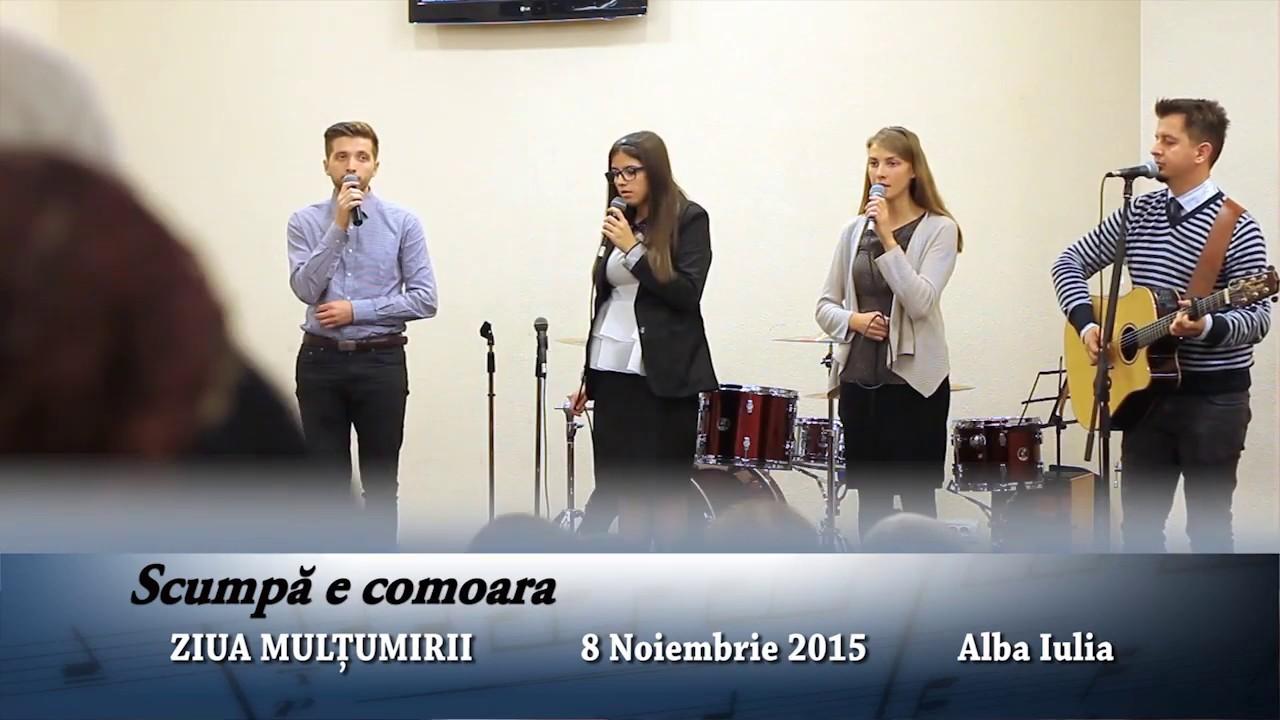 Scumpa e comoara  -  8 Noiembrie 2015