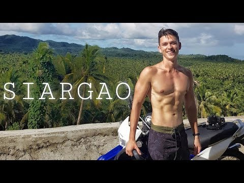 Best Island in the Philippines ? - First impression of siargao