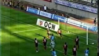 2004Jリーグ ジュビロ磐田VS鹿島アントラーズ