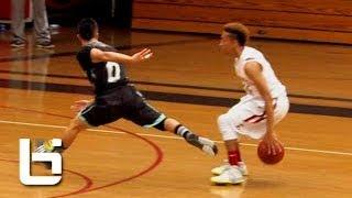 jordan mclaughlin is the best point guard on the west coast senior year mixtape