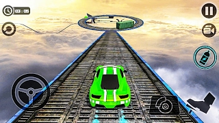 İmpossible Stunt Car Tracks 3D -  Android Gameplay FHD thumbnail