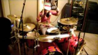 something escape the fate drum cover