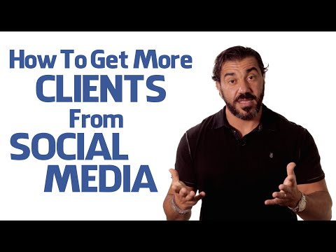 How To Get Personal Training Clients From Facebook