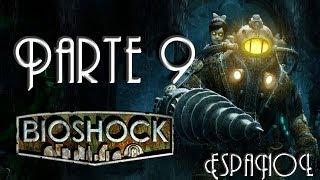 "BioShock | Modo Historia | Español | Parte 9: Arcadia ""Glich de la caja fuerte"""
