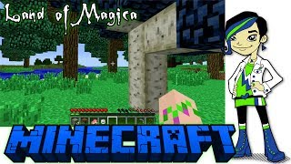 Minecraft - Audrey Survival - Land of Magica EP1 - With Mods
