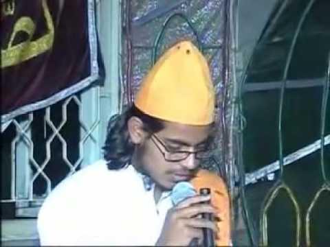 Naath by shaik maqdoom jamali Ashrafi Sahab (Rno.21)