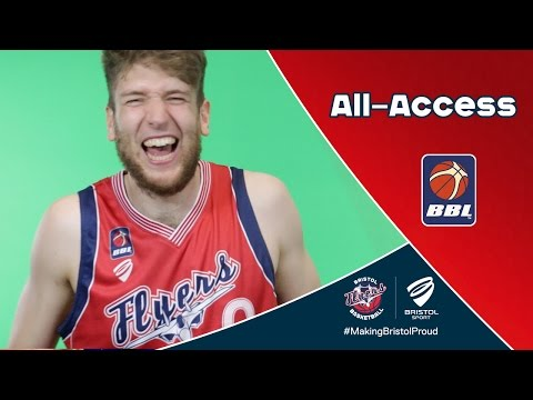 Bristol Flyers Media Day 2016 | Behind The Scenes