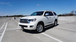 2018/19 Toyota Sequoia Platinum - Ol' Reliable