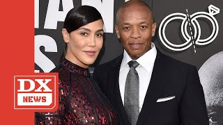 Dr. Dre's Wife Nicole Young Ly Files For Divorce And They Don't Have A Prenup