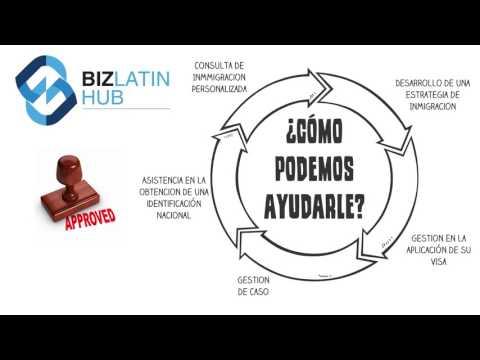 Trámite de Visa América Latina - Biz Latin Hub