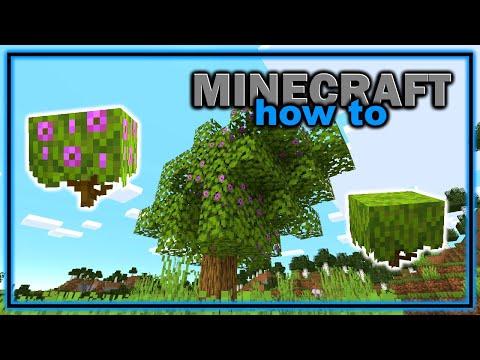 Download How to Get Azaleas and Azalea Trees! (1.17+)   Easy Minecraft Tutorial