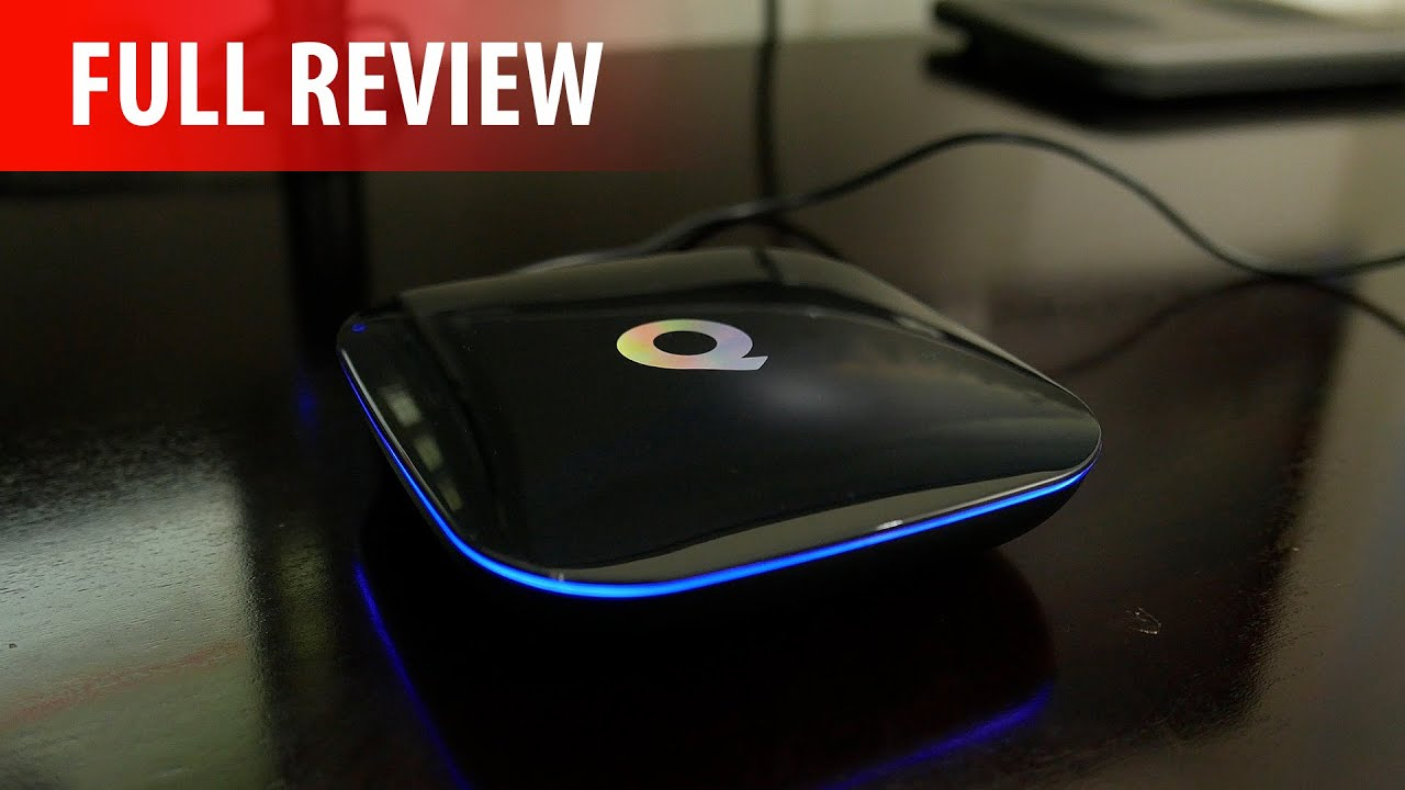 Q Box 4K Android 5.1 Media Player - Full Review!