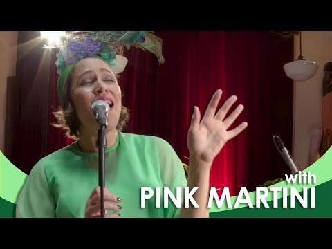 Let's Never Stop Falling in Love | From the Top covers Pink Martini
