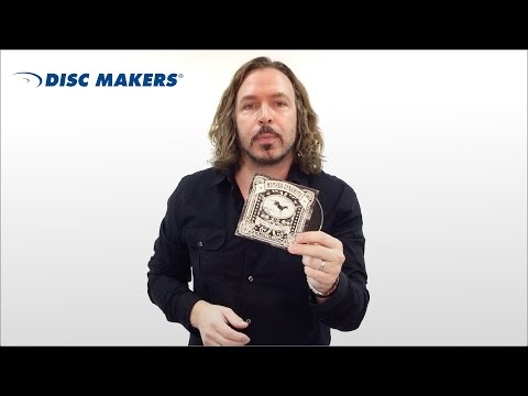 CD Jackets – Disc Makers Most Affordable Option