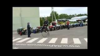 MTWC Opening Run 2014 Riding an Ordinary