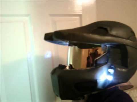 Master Chief Helmet (finished)