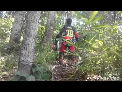 goyang TRACOT (trail adventure tumbang titi) sesi