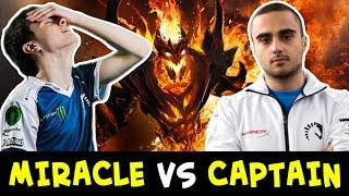 Miracle vs his captain — Kuroky knows his mid perfectly