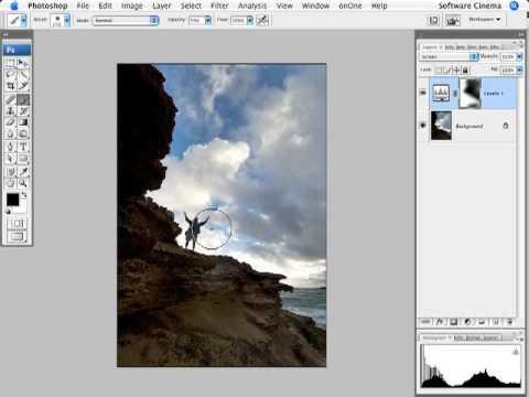 Photoshop Smart Dodging And Burning By Jack Davis