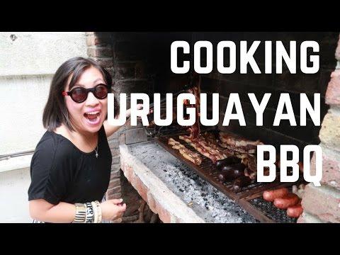 WE COOK URUGUAYAN BBQ - the best Uruguayan asado | Montevideo