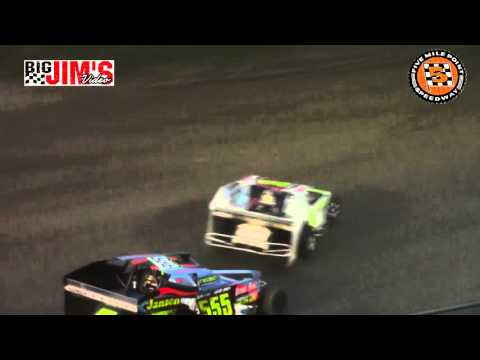 National Quarter Mile Dirt Track Championship Weekend 2015 at Five Mile Point Speedway