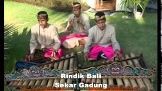 Rindik Bali | Sekar Gadung