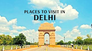 Places to visit in Delhi With Flamingo Transworld
