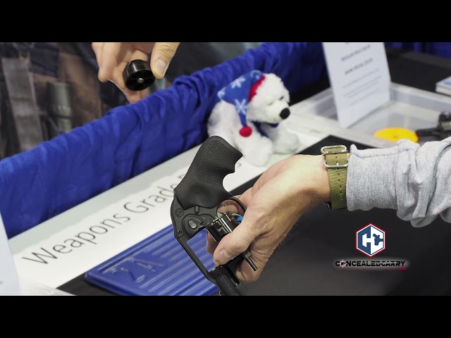 Carry Guard Expo | Weapons Grade Design Click Loader