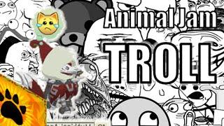 Animal Jam Troll: SLUSHY THE IMPOSTER!