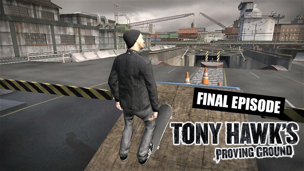 Tony Hawk's Proving Ground [FINAL EPISODE] - Arcade Machines on SICK: Bay Bridge-Tunnel