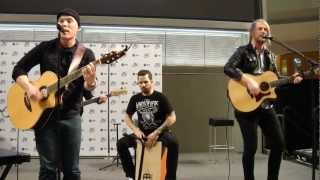 Kutless Live 2012: Carry Me To The Cross (MOA)