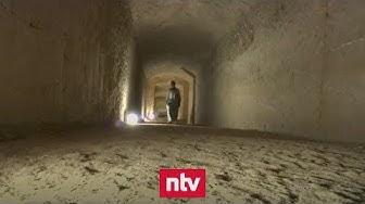 4000 Jahre alte Pyramide wird für Touristen geöffnet | n-tv
