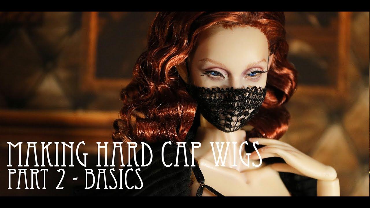 MAKING HARD CAP WIGS - Part 2