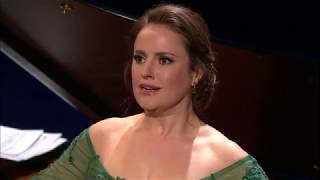 """Louise Alder – Liszt """"Pace non trovo"""" at BBC Cardiff Singer of the World 2017, Song Prize Final"""