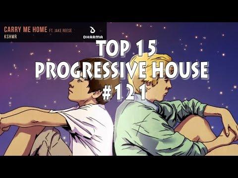 [Top 15] Progressive House Tracks #121 [September 2018]