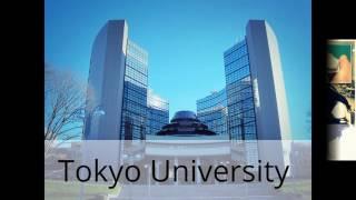 Universities of tokyo (part 16)