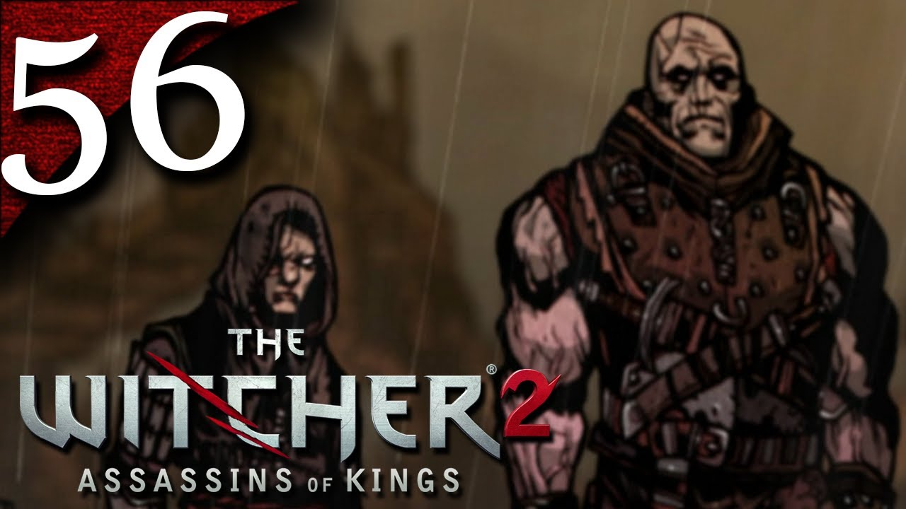 Let's Play The Witcher 2 [BLIND] - Part 56 - The Eternal Battle - The Draug [Roche's Path]