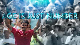 Roger Federer - Age is Just a Number HD
