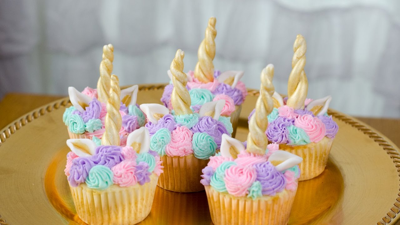 How To Make Cup Cake Icing