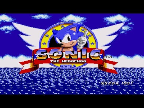 Sonic 1: Stardust Gear Edition (SHC14) :: Boss Rush (720p/60fps)